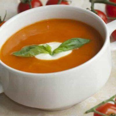 sopa de tomate receta thermomix
