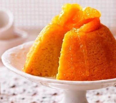 pudin-de-naranja receta thermomix-