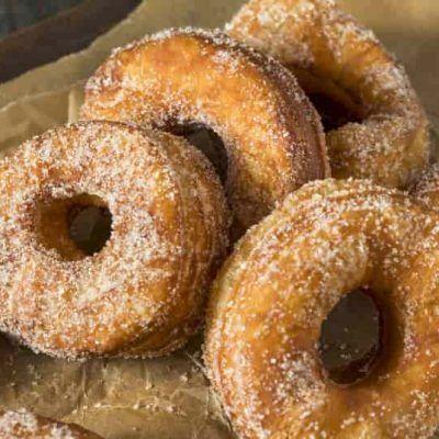 donuts caseros Thermomix varomeando
