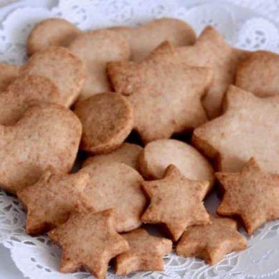 receta galletas de azucar y mantequilla thermomix
