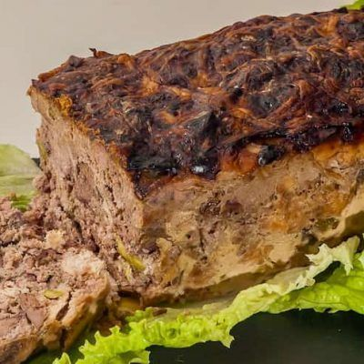 receta terrine de foie de volaille thermomix