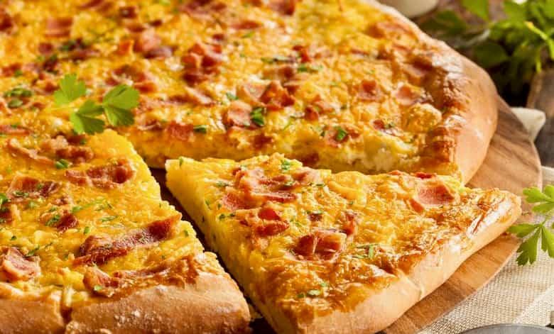 Masa de Pizza estilo Telepizza