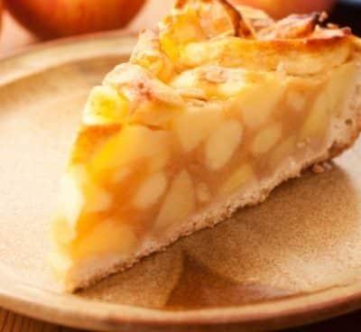 receta de tartaleta de manzana con thermomix