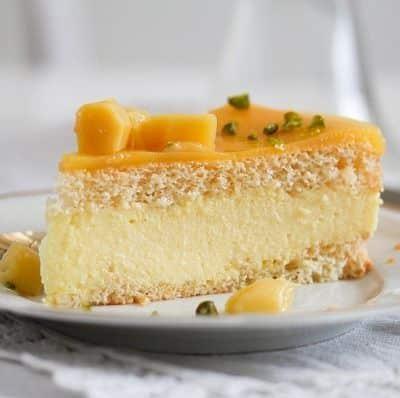 tarta de mango thermomix