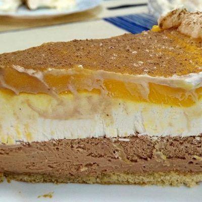 tarta helada san marcos para Thermomix