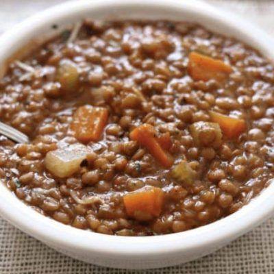 receta nutricienta lentejas estofadas con verduras por carla 2